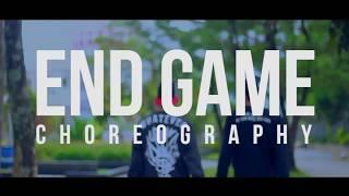 END GAME - Taylor swift ft Ed Sheeran Dance Choreography | Adam Maulud ft Fasyha