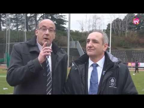 Rugby - ROC vs Bourg en Bresse