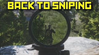Back To Sniping - Escape From Tarkov