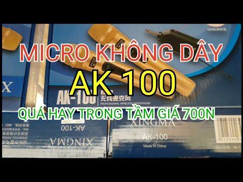 Micro đa năng không dây quá hay trong tầm giá  700.000đ lh 0364.791.604 - 0964.867.866