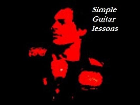 How To Play Like A Stone By Audioslave On Acoustic Guitar Youtube