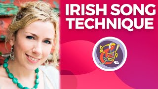"Muireann Nic Amhlaoibh Song Lesson from WWW.OAIM.IE - ""Love is Teasing"""