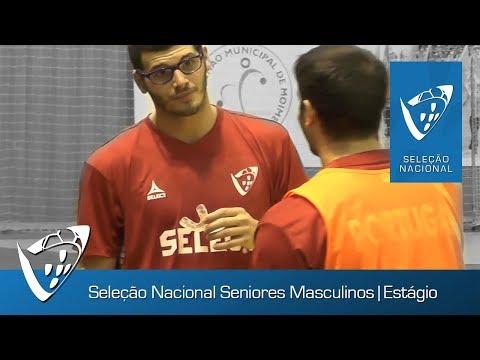 Seleção Nacional A Masculina | Estágio Moimenta da Beira