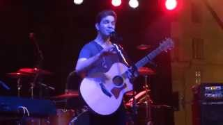 "Andy Grammer performs ""Biggest Man in Los Angeles"" June 6, 2014"