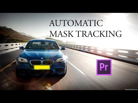 Adobe Premiere: Mask Tracking