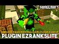 Minecraft Plugin Tutorial EZRanksLite - A melhor e mais personalizável plugin RankUP
