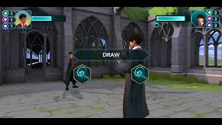 Harry Potter Hogwarts Mystery Duel with Rowan