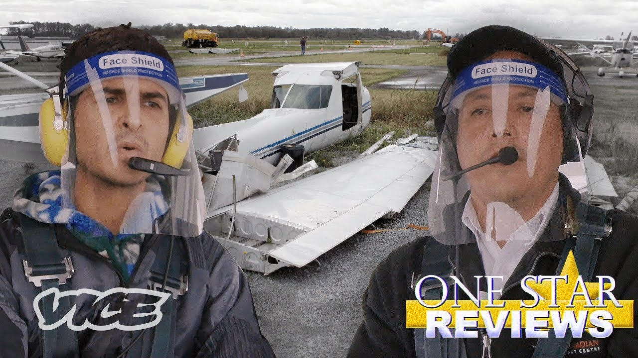 Risking My Life at the Worst-Rated Flying School | One Star Reviews