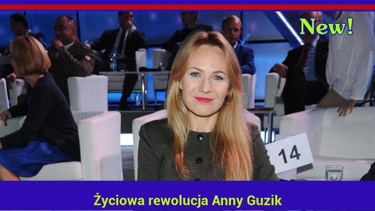 Życiowa rewolucja Anny Guzik