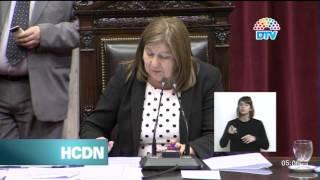 Votación Imprescriptibilidad de los Delitos Contra la Integridad Sexual - 07-10-2015 - HCDN