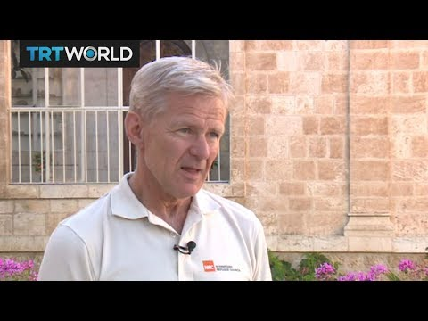 Palestine: 50 Years of Occupation: Interview with Jan Egeland, Head of Norwegian Refugee Council