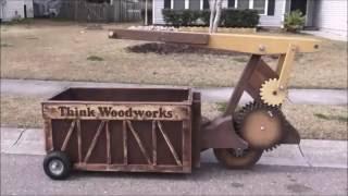 Homemade and weird vehicles