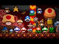 SMBX 1.4.4 - My Custom GFX | New PowerUps GFX (SMW: MODERN). HD
