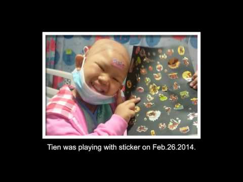 Tien Bui 's story : Tien's 1st battle with Cancer (Rhabdomyosarcoma)