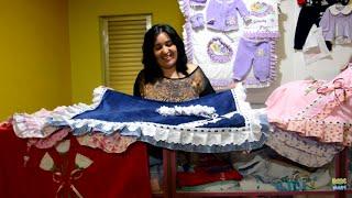 Mantas para bebês, saída de maternidade – Baby Mary