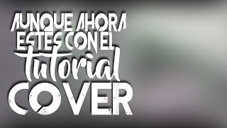 Ricardo Montaner - Aunque ahora estes con el ( Tutorial | Cover Guitarra | Piano by FER DVA )