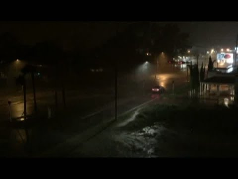 Flooding in Tallahassee