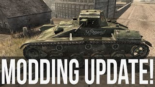 Company of Heroes MODDING UPDATE!