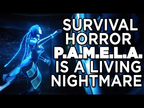 P.A.M.E.L.A. Developer Walks Through Game's Creepy Opening - GDC 2016