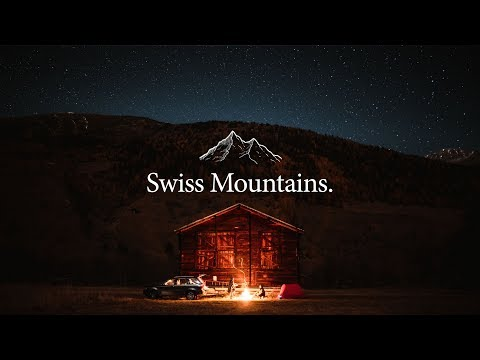 Swiss Mountains - Road Trip Suisse