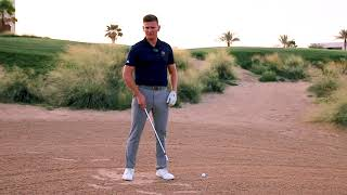 Golf Tip for Bunker Shot by Ian Clark PGA Professional