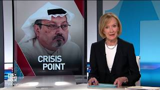 Saudi government reportedly grappling with Khashoggi explanation to save face