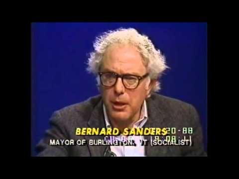 1988: Bernie Sanders on Universal Health Care
