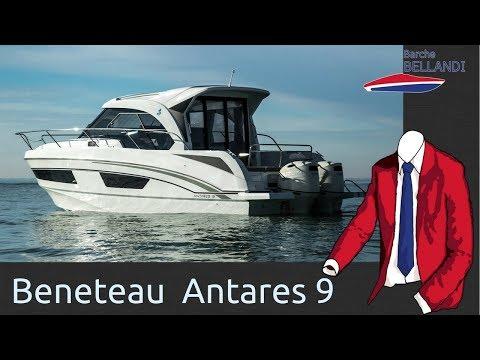 Beneteau Antares 9 [Novità dal Salone Nautico di Parigi 2017]
