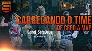 #R6   CARREGANDO O TIME -  DE CEGO A MVP