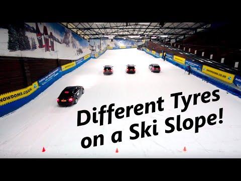 Tyre Reviews Tyre Test Preview - Summer VS CrossClimate VS All Season VS Winter