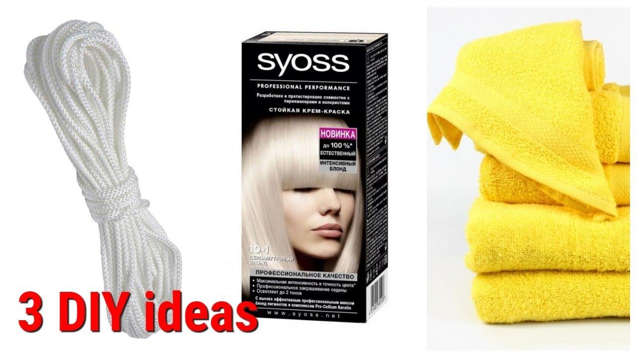 ★ 3 ИДЕИ поделок СВОИМИ РУКАМИ из разных материалов. 3 DIY ideas. Alesya Gor. diy muttertag★