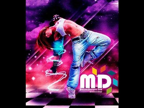 Fantasía y Luces Efecto Dance Color - Photoshop: