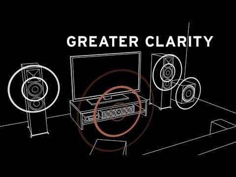 Klipsch Reference R-52C Two-Way Center Channel Speaker