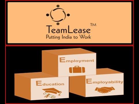 TeamLease Services @ 2171