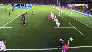 Rugby Lineout Wins The World Cup