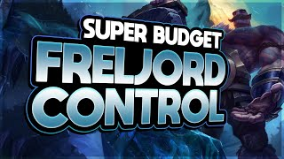 Save Your Shards and PICK ON AGGRO With This BUDGET Control Deck | Legends of Runeterra