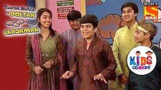 Tapu Sena Organizes A Disco Theme | Tapu Sena Special | Taarak Mehta Ka Ooltah Chashmah