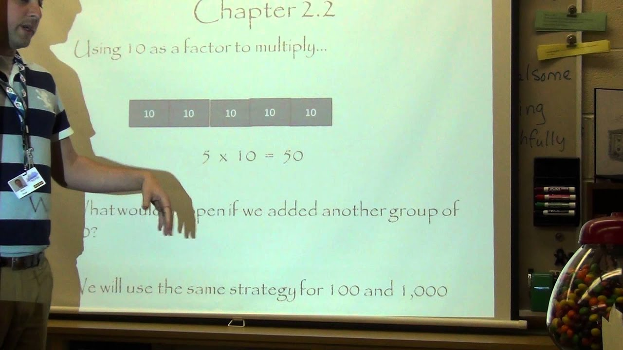 5th Grade - Math In Focus - Chapter 2 (2.1-2.3) - YouTube