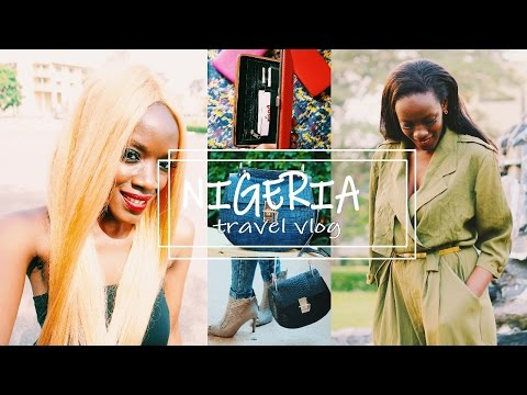 Travel Vlog | Lagos, Nigeria!