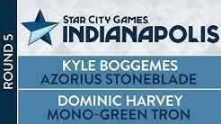 SCGINDY: Round 5 - Kyle Boggemes VS Dominic Harvey [Modern]