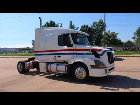 2006 Volvo Vnl Semi Truck For Sale No Reserve Internet Auction