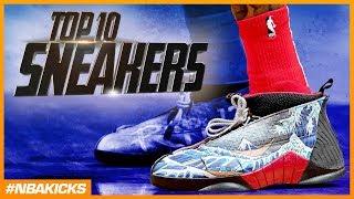 Top 10 Sneakers Worn in the NBA #NBAKICKS | Week 7