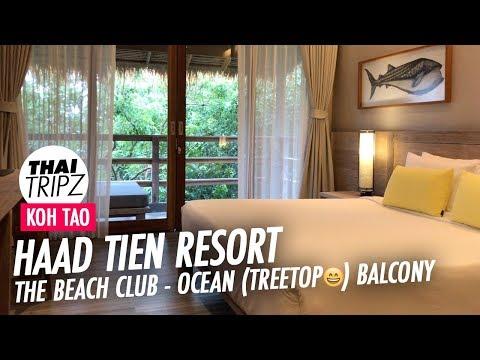 The Beachclub, Haad Tien - Koh Tao, Thailand