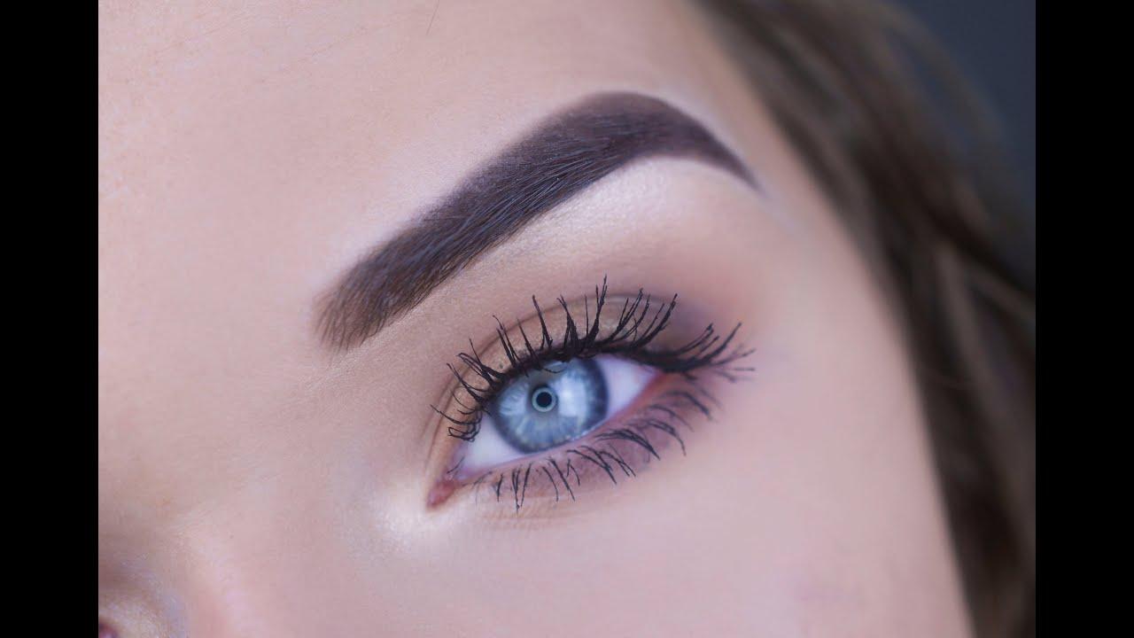 Easy back to school eye makeup tutorial the balm cosmetics youtube baditri Images