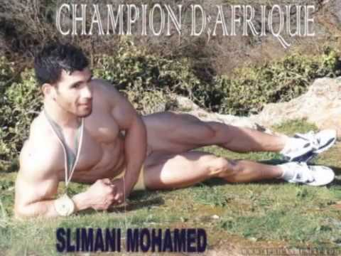 best 05 bodybuilder in algeria
