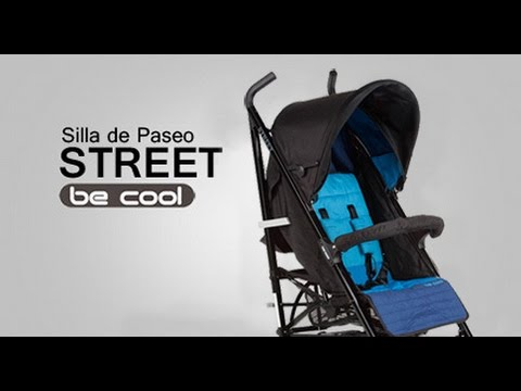Silla de paseo ligera be cool street youtube - Silla paseo be cool ...