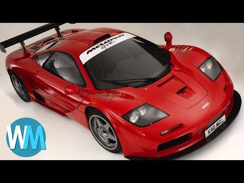 Top 10 Legendary Cars