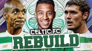 REBUILDING CELTIC (IN ENGLAND) !!! FIFA 18 Career Mode