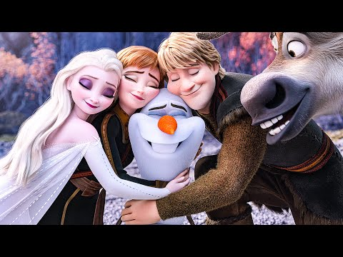 FROZEN 2 All Movie Clips (2019)