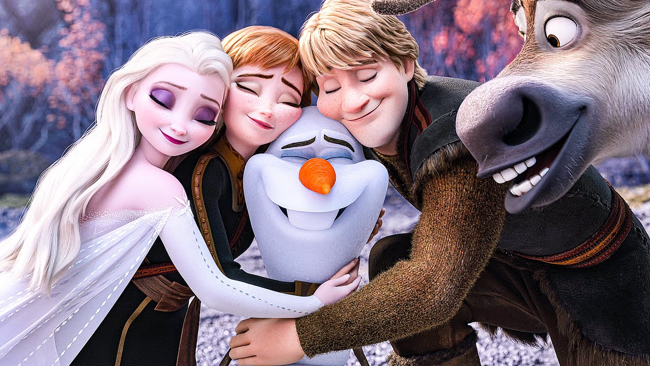 Download FROZEN 2 All Movie Clips (2019)